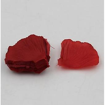 Rose Petals Petals Silk Colorful Artificial Flower Wedding Accessories