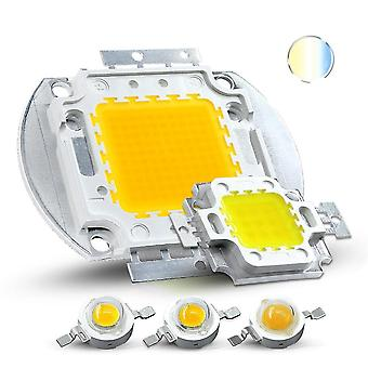 Led Chip Warm Pure Cold White Lighting Beads Integrated Matrix Bulb Cob Lamp