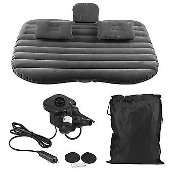 Oversea Car Inflatable Bed Back Seat Mattress Airbed For Rest Sleep Travel Car