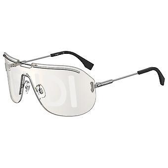 Fendi FF M0098/S 85K/YD Ruthenium Black/Slv Dec Fc Sunglasses