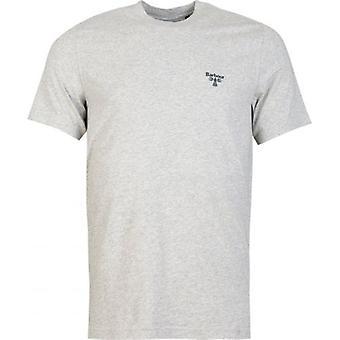 Barbour Beacon Beacon μικρό λογότυπο κοντό μανίκι t-shirt