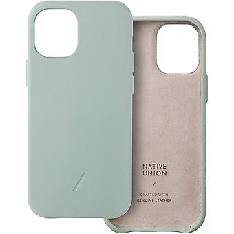 Native Union Clic Classic Case & Fully-Wrapped Genuine Italian Leather Case