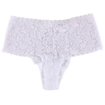 Hanky Panky Retro Lace Thong - White