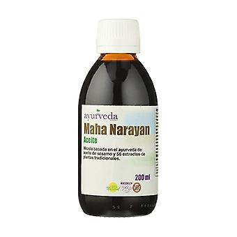 Ayurvedic Maha Narayan Oil 200 ml of oil