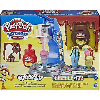 Play-Doh Keittiö Creations Drizzy Jäätelö Playset