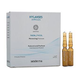 Hylanses Ampoules 5 ampoules 2 ml 5 ampoules