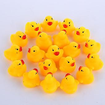 Floating Squeaky Rubber Baby Bath Duck