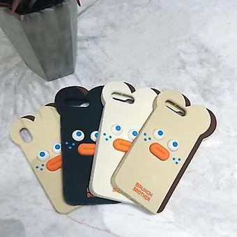 3d Cute Duck Iphone Case