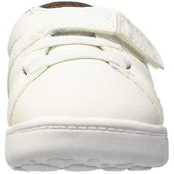 Carter's Kids Every Step Park-bp Baby Boy's Walking, White,  Size Infant 2.0