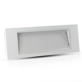 V-tac VT-511 Noodverlichting - LED - opbouw - 3.8W - IP20