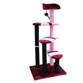 Freedog Pink Park IV 60x49x125cm (Cats , Toys , Scratching Posts)