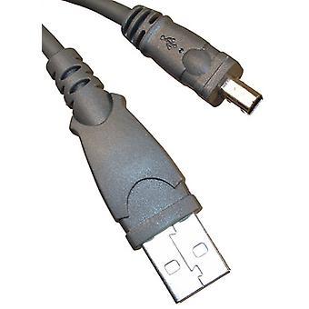 USB-kaapeli ja Kodak U-4 Olympus E-10 Camera Dock E-20 EasyShare DX6490 CX7300 DX7590 E - 20 P