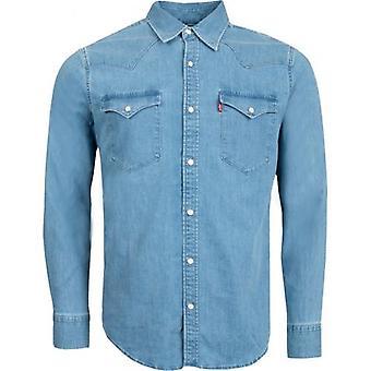 Levi's Red Tab Barstow Western Denim Shirt