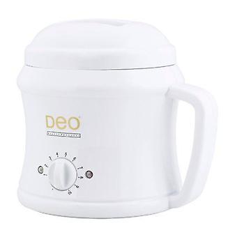 DEO-lämmitin 10 asetukset lämmin crème & kuuma vaha voiteet - Valkoinen - 500cc