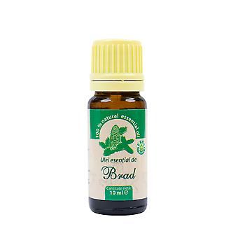 Gran eterisk olja (Abies sibirica) 100% ren utan tillsats, 10 ml