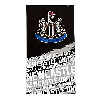 Newcastle United FC Beach Towel