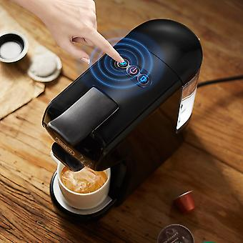 Кофе-машина 19 Бар 3in1'4in1 Несколько капсул эспрессо Кафетера Pod Кофеварка Dolce Молоко»Nexpresso »Powder H1