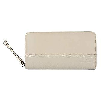 Tom Tailor Helina, WOMAN WALLET, Dirty White, Medium