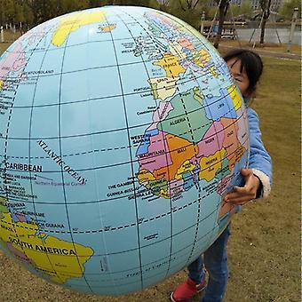 Puhallettava maapallo, Varhainen koulutus Earth World Geography
