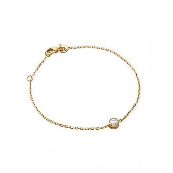 Bracelet-Femme-UWZ63UZ-- Plaqu� Or