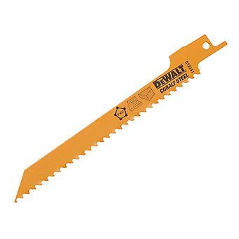 DEWALT Sabre Blade Cortes finos rápidos y corte curvo en madera 152mm x5 DEWDT2351QZ