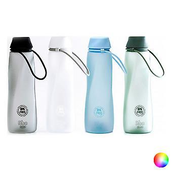 Flaska Irisana BBO16 Tritan (700 ml)/Svart