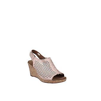 Rockport   Briah Perfed Wedge Sandals