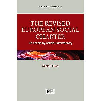 The Revised European Social Charter