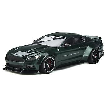 Ford Mustang LB Works Dark Green 1:18 Scale Resin GT Spirit GT838