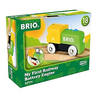 Brio 33705 Brio - Min første jernbanebatterimotor