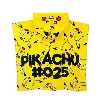 Pokemon Barn / Barn Pikachu Hette håndkle