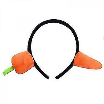 Süßes Karotten Kostüm Stirnband