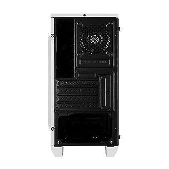 ATX Mini-tower Box Case Aerocool CYLONMINIW RGB LED White