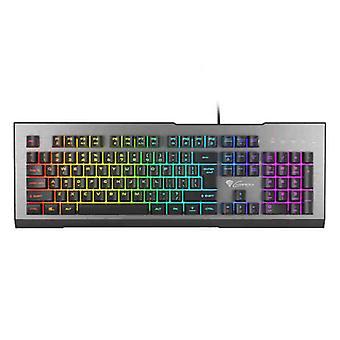Gaming Keyboard Genesis RHOD 500 RGB Silver