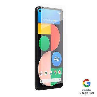 InvisibleShield Glass Elite+, Transparent Screen Protector, Google, Pixel 4a (5G),
