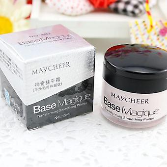 Magic Smooth Silky Face Makeup Cover Foundation Base 100% Amazing Effect MAYCHEER CREAM|Concealer