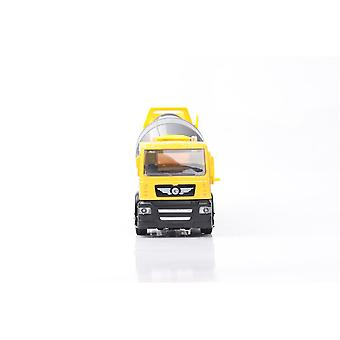 Mini Auto Kinder Geschenk LKW Diecast Modellplastik Auto