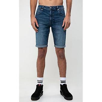 Dml jeans boston shorts - dark wash