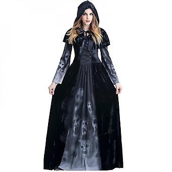 Halloween Costume Witch Dress Halloween Costumes For Women Cosplay Costumes