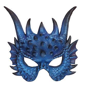 Niños Dragon Wings Disfraz Dinosaur Tail Mask Set Cosplay Costume