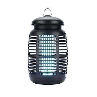 מנורה דוחה יתושים, 15w Uv חשמלי חרק רוצח חרקים דוחה, רוצח חרקים לעוף מלכודת יעיל טווח 80m, לא רעיל עבור בפנים ובחוץ