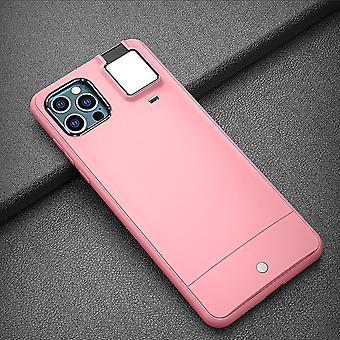 自分撮りLEDリング点滅アップル保護カバーとiphone12pro点滅電話ケース