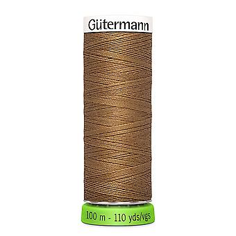 Gutermann 100% Recycled Polyester Sew-All Thread 100m Hand and Machine -  887