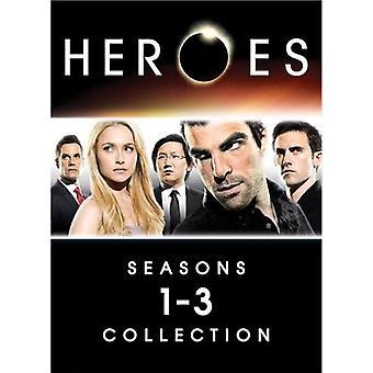 Heroes - Heroes: Seasons 1-3 [17 Discs] [DVD] USA import