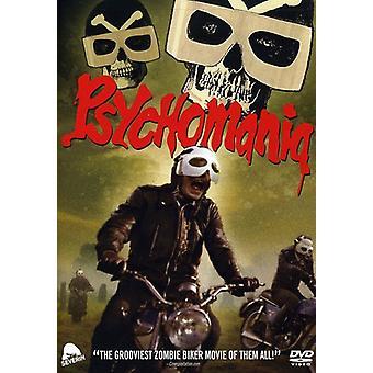 Psychomania [DVD] USA import