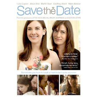 Save the Date [DVD] USA import