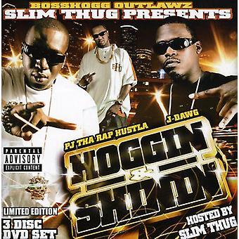 Slim Thug - Higgin & Shinnin [CD] USA import