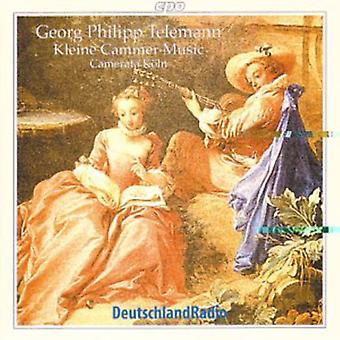G.P. Telemann - Telemann: Kleine Cammer-musique [CD] USA import
