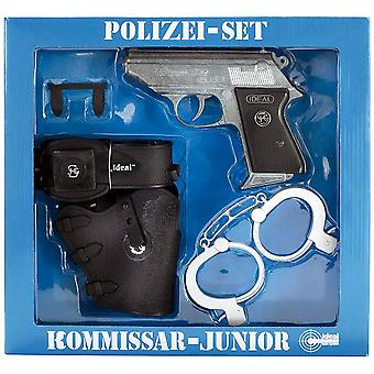 Agents fixent police agent costume set enfants