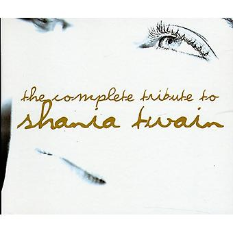 Complete Tribute to Shania Twain - Complete Tribute to Shania Twain [CD] USA import